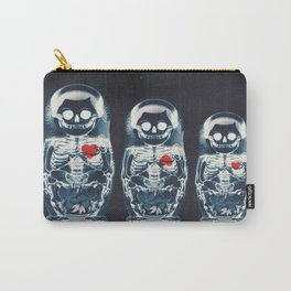 Nesting Doll X-Ray Carry-All Pouch