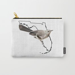 Florida – Northern Mockingbird Carry-All Pouch