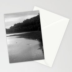 Peace of Swan Lake Stationery Cards