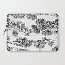 Japanese Inspired Trees Laptop Sleeve