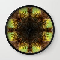 sunglasses Wall Clocks featuring Sunglasses by MICALI/ M J
