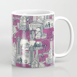 Seattle indigo crush Coffee Mug