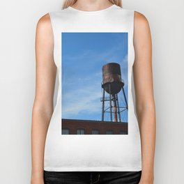 Water Tower Nashville Biker Tank