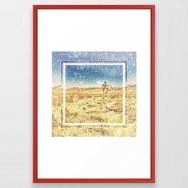 29 Palms Framed Art Print