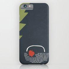 red apple iPhone 6s Slim Case