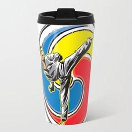 Karate logo Travel Mug