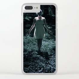 Channeling Clear iPhone Case