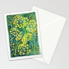 Wild Parsnip Stationery Cards