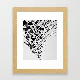 mineral spirit Framed Art Print