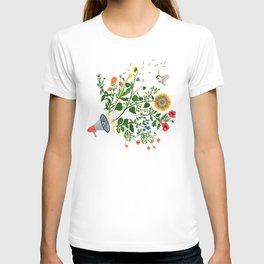Beauty is truth, truth beauty T-shirt