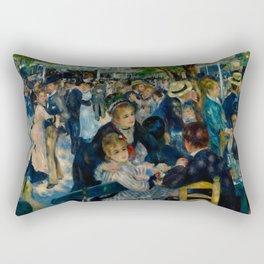 Auguste Renoir Rectangular Pillow