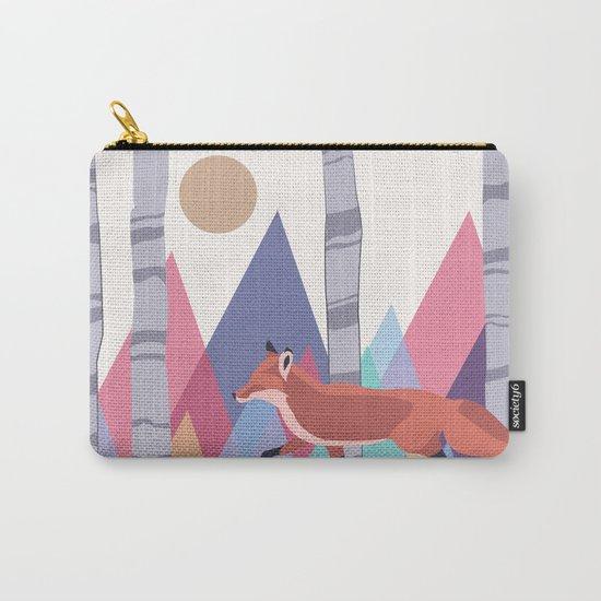 Fox stroll Carry-All Pouch