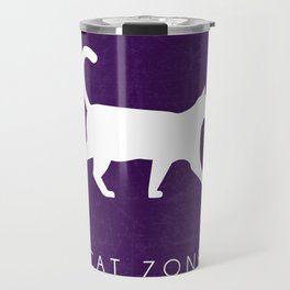 CAT ZONE Travel Mug
