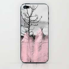 Pink Texas / Marfa iPhone & iPod Skin