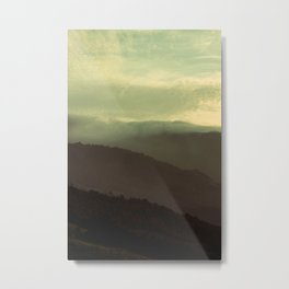 Oceans on Land Metal Print