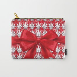 Merry Cannabis! Carry-All Pouch