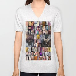 TMI/TID Crush Unisex V-Neck