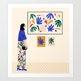 Matisse Art Print