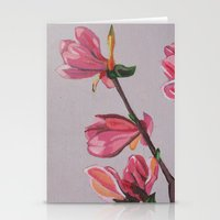magnolia Stationery Cards featuring Magnolia by Marjolein