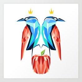 Jays Art Print
