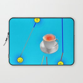 Things Happen to May in May - Shoes Stories Laptop Sleeve