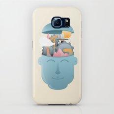 Turning Cogs Galaxy S6 Slim Case