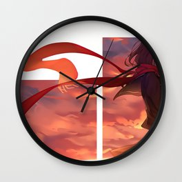 Ene Wall Clock