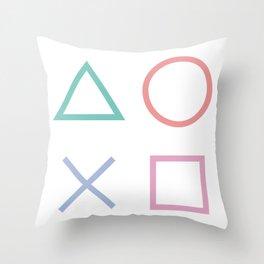 Playstation Throw Pillow