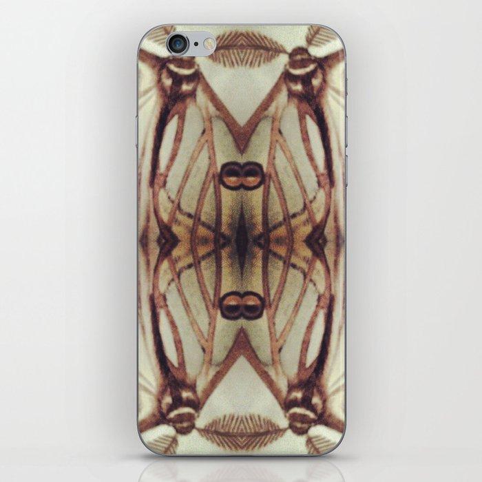 Spanish Moon Moth #3 iPhone Skin