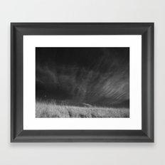 Far Field Framed Art Print