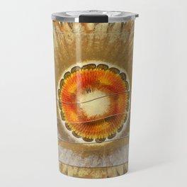 Barbicans Fancy Flower  ID:16165-031133-58551 Travel Mug