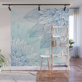 Vibe with me Wall Mural