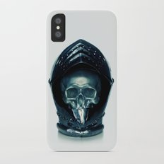 The Last Templar iPhone X Slim Case