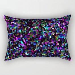 Mosaic Glitter Texture G45 Rectangular Pillow