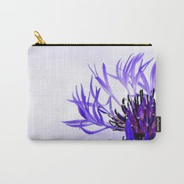 Lavender Blue Serenade Carry-All Pouch