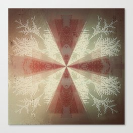 Sanctus Symbology 10 Canvas Print