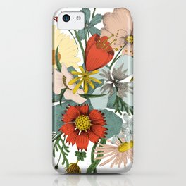 Flower Wad iPhone Case