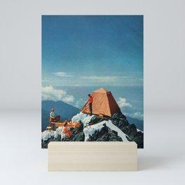 The high life Mini Art Print