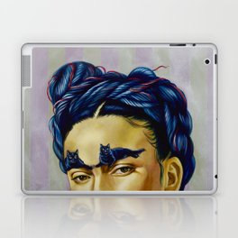 Frida Kat-lo Laptop & iPad Skin