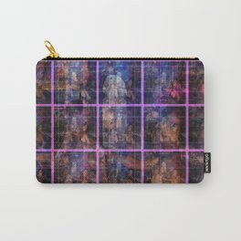 """""""Doors of All Hallows Eve"""" by surrealpete Carry-All Pouch"""