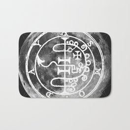 The Witches Moon Bath Mat