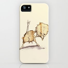 #coffeemonsters 503 iPhone Case