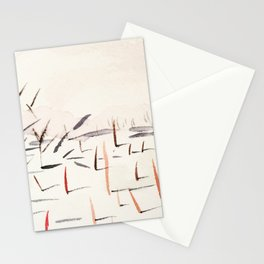 Sticks and Shadows on the North Thompson Stationery Cards