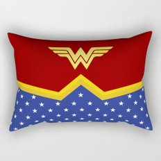 Wonder Of Woman - Superhero Rectangular Pillow