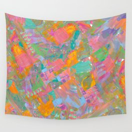 Palette  Wall Tapestry