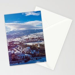 Shrouded Stationery Cards