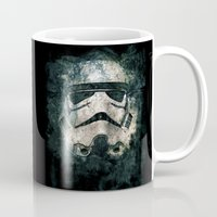 trooper Mugs featuring Trooper by Sirenphotos