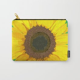Follow the sun Carry-All Pouch