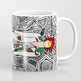 Heroes Fashion 7 Coffee Mug