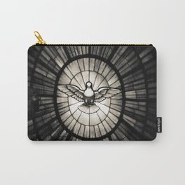 The Holy Spirit as a dove Carry-All Pouch
